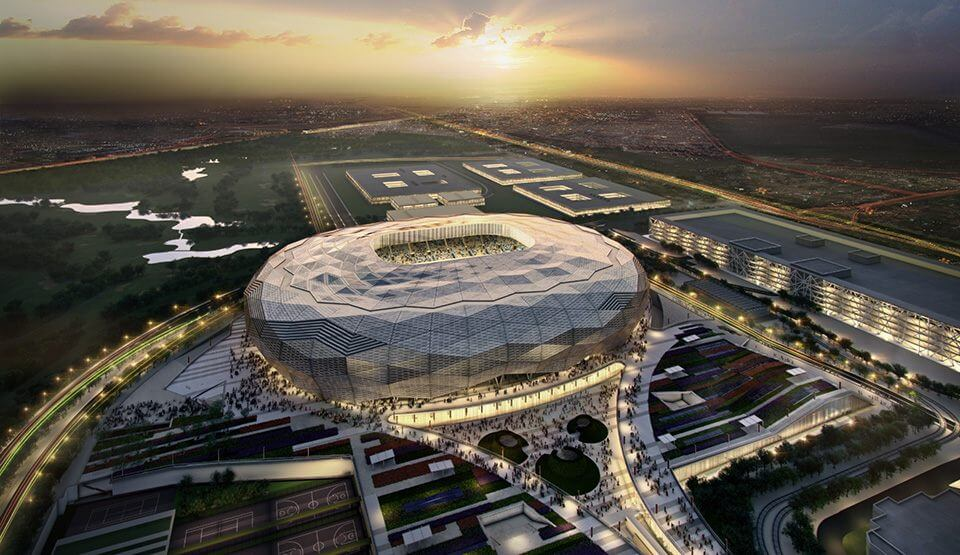 Education City Stadium Image 3
