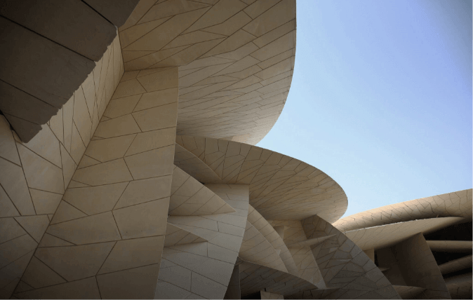 National Museum of Qatar Image 1