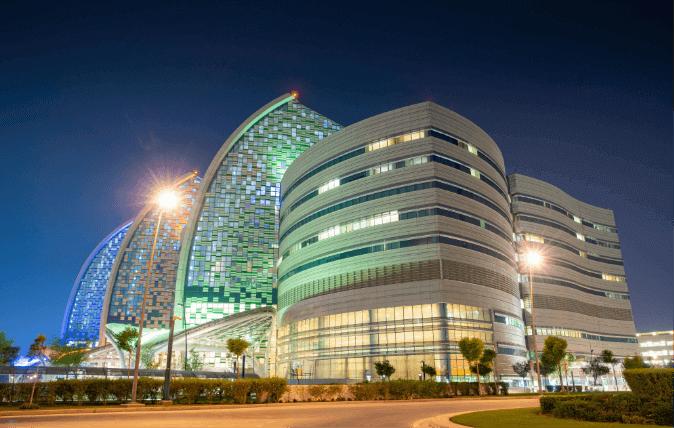 Sidra Hospital Image